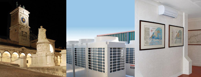 Piccini climatizzatori Vendita toshiba