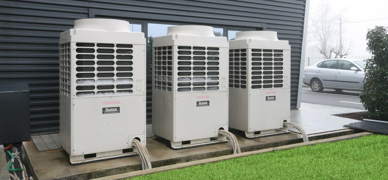 Pompe di calore toshiba installatore Piccini climatizzatori